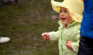 Easter Monday will see children of all ages enjoying a day out in the park