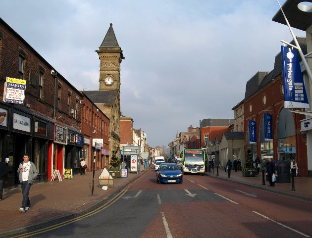 The bottom end of Fishergate is in line for major changes due to a multi-million pound scheme