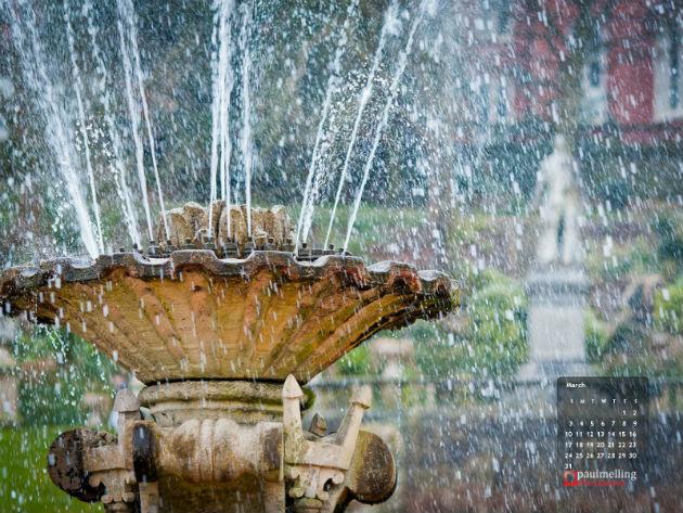 miller park fountain