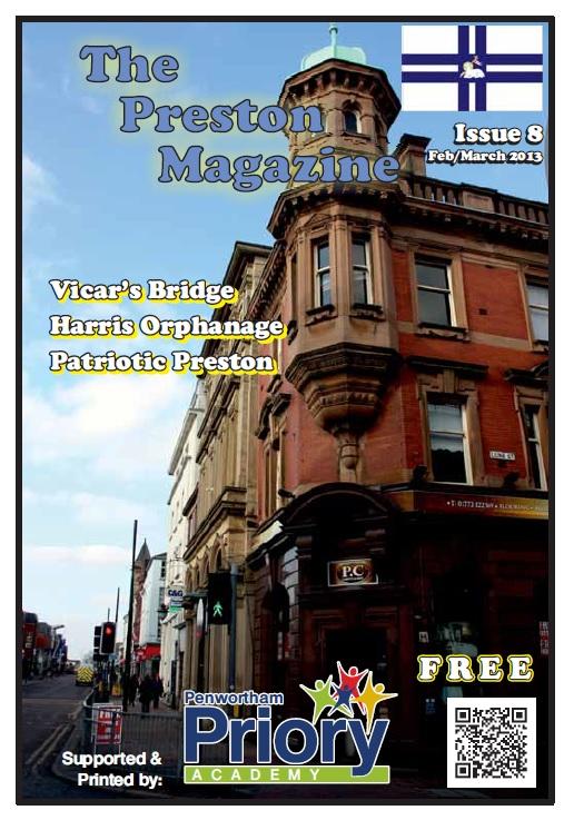 The Feb/March issue of the Preston Magazine