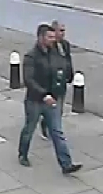 Two men wanted by police for cash machine scam