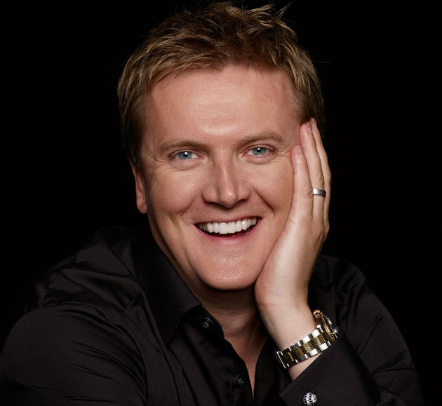 Aled Jones will be escaping the Daybreak sofa for an evening