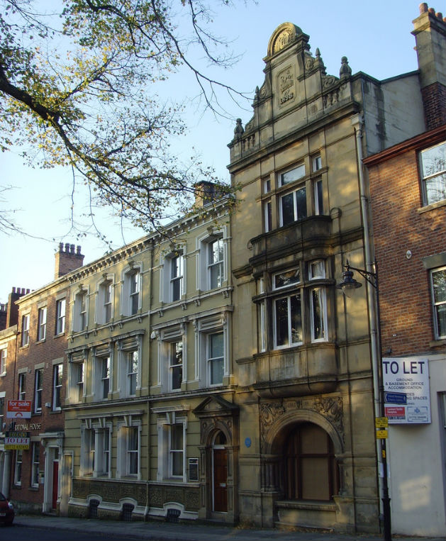 The funding will help to bring unused buildings around Winckley Square back into use