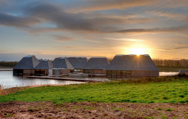 The Brockholes Nature Reserve has proved a hit with local residents and those from further afield
