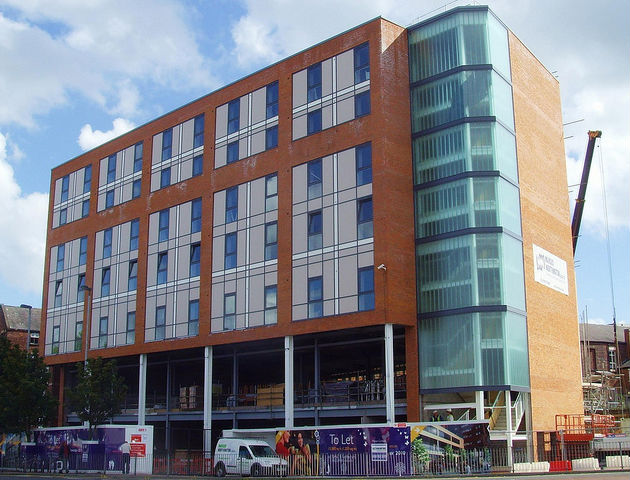 The Premier Inn on the Ringway is one of the newest city centre hotels