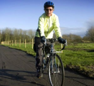 Michael Atkins on the Guild Wheel