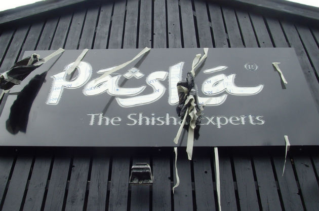 Pasha took over what used to be The Mill