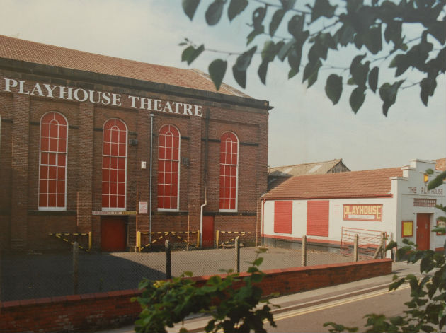 The Playhouse has needed urgent repair work to its roof