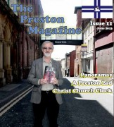 Front cover of the latest Preston Magazine