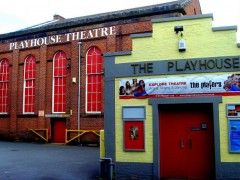 The Playhouse is currently undergoing refurbishment after staff and volunteers raised the funds themselves
