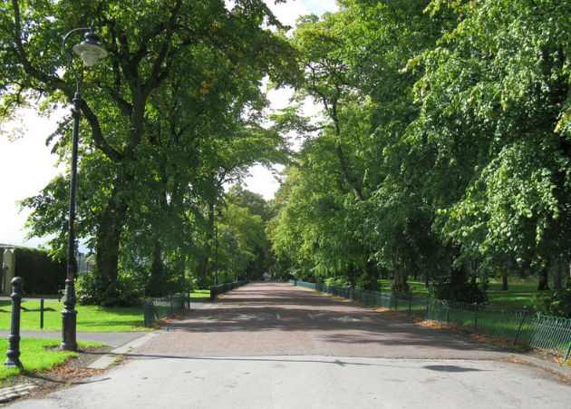 Moor Park is now a conservation area and a grade II listed park