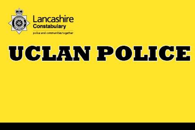uclan police