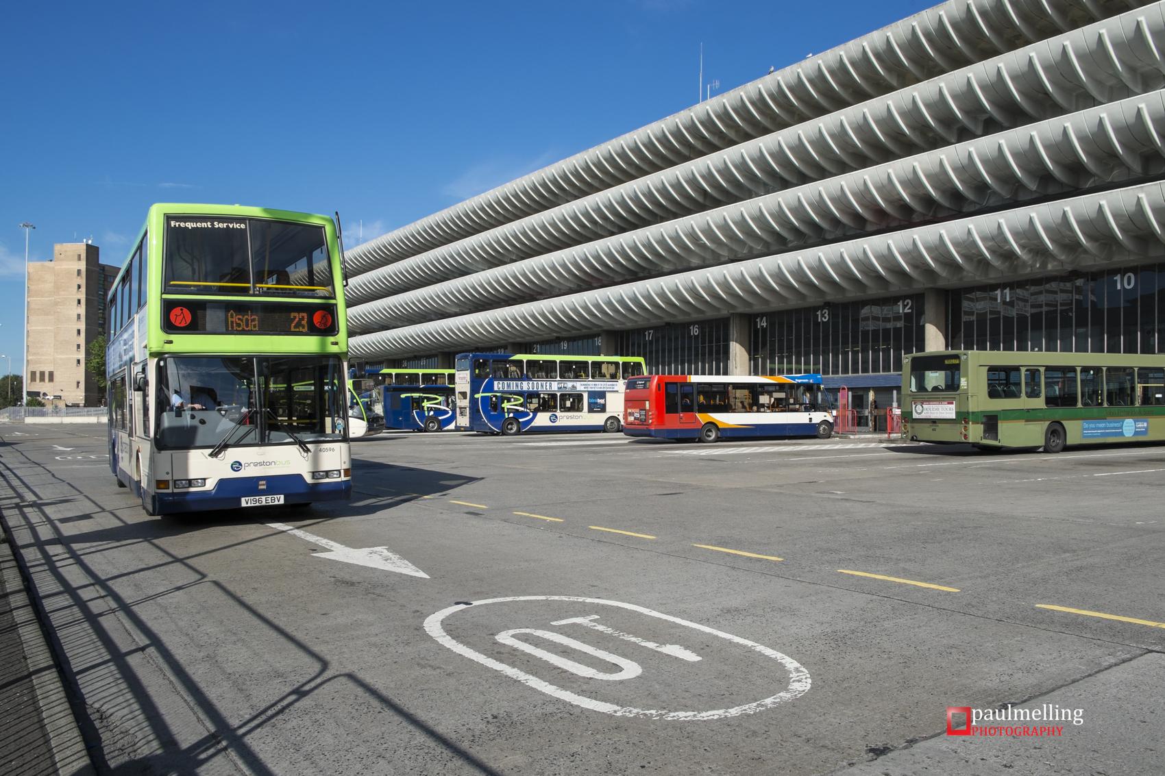 Video: Preston Bus Sta...
