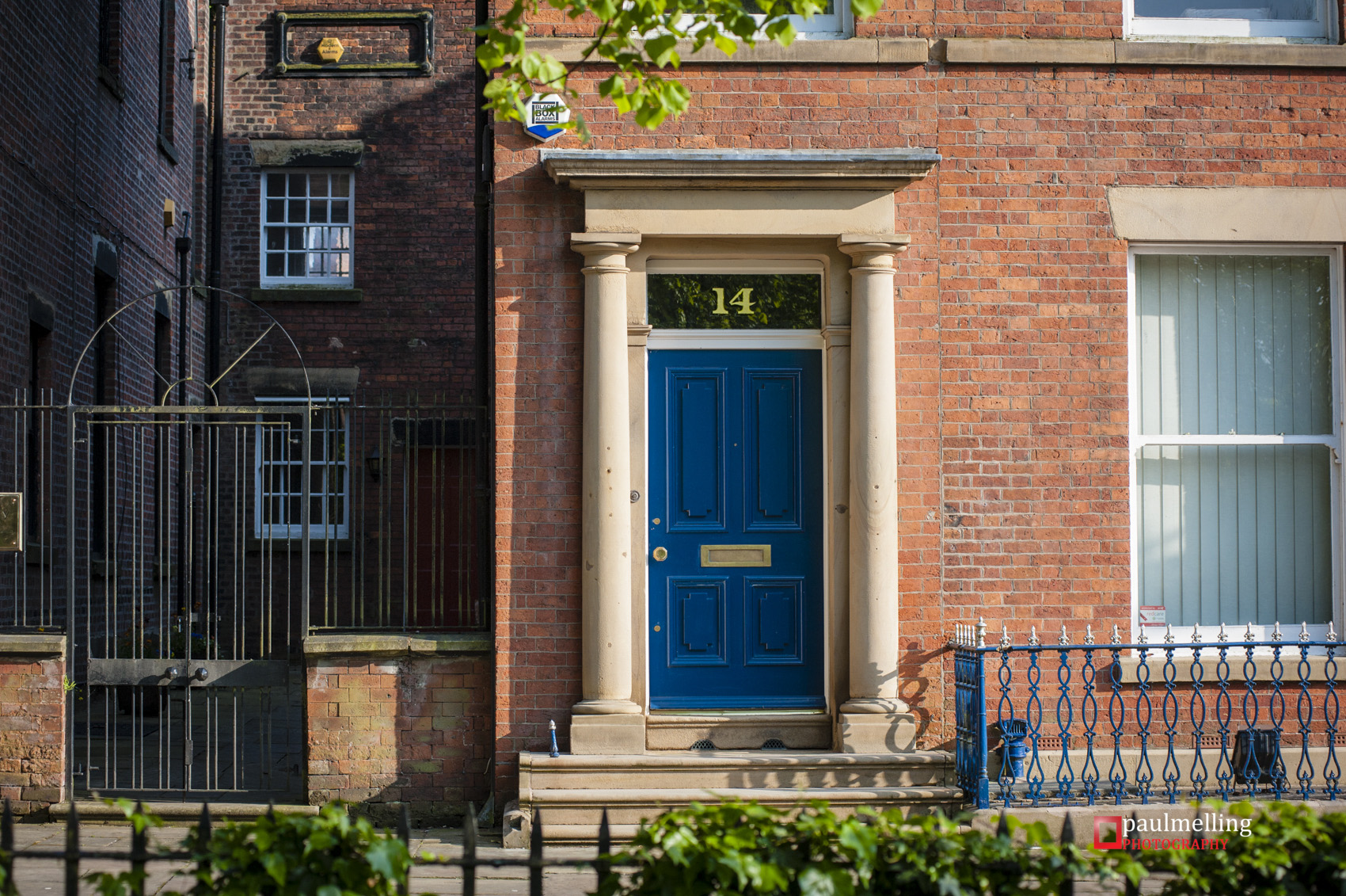 Listed 14 Winckley Square