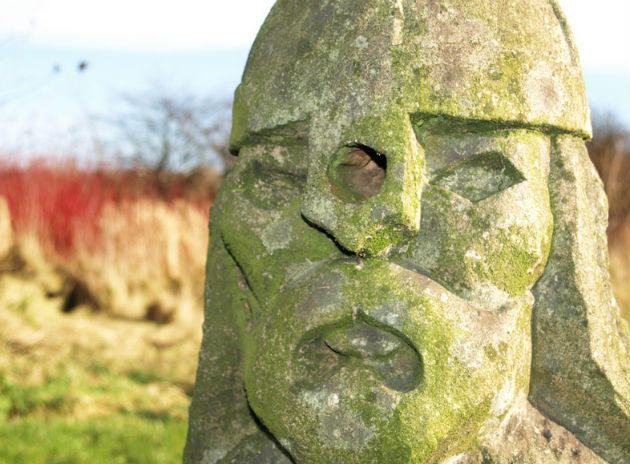 The stone statues at Bluebell Way are likely to see many developments in the coming years