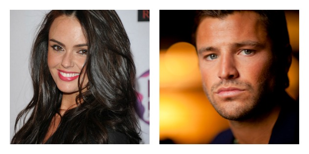 Jennifer Metcalfe and Mark Wright will be at the event