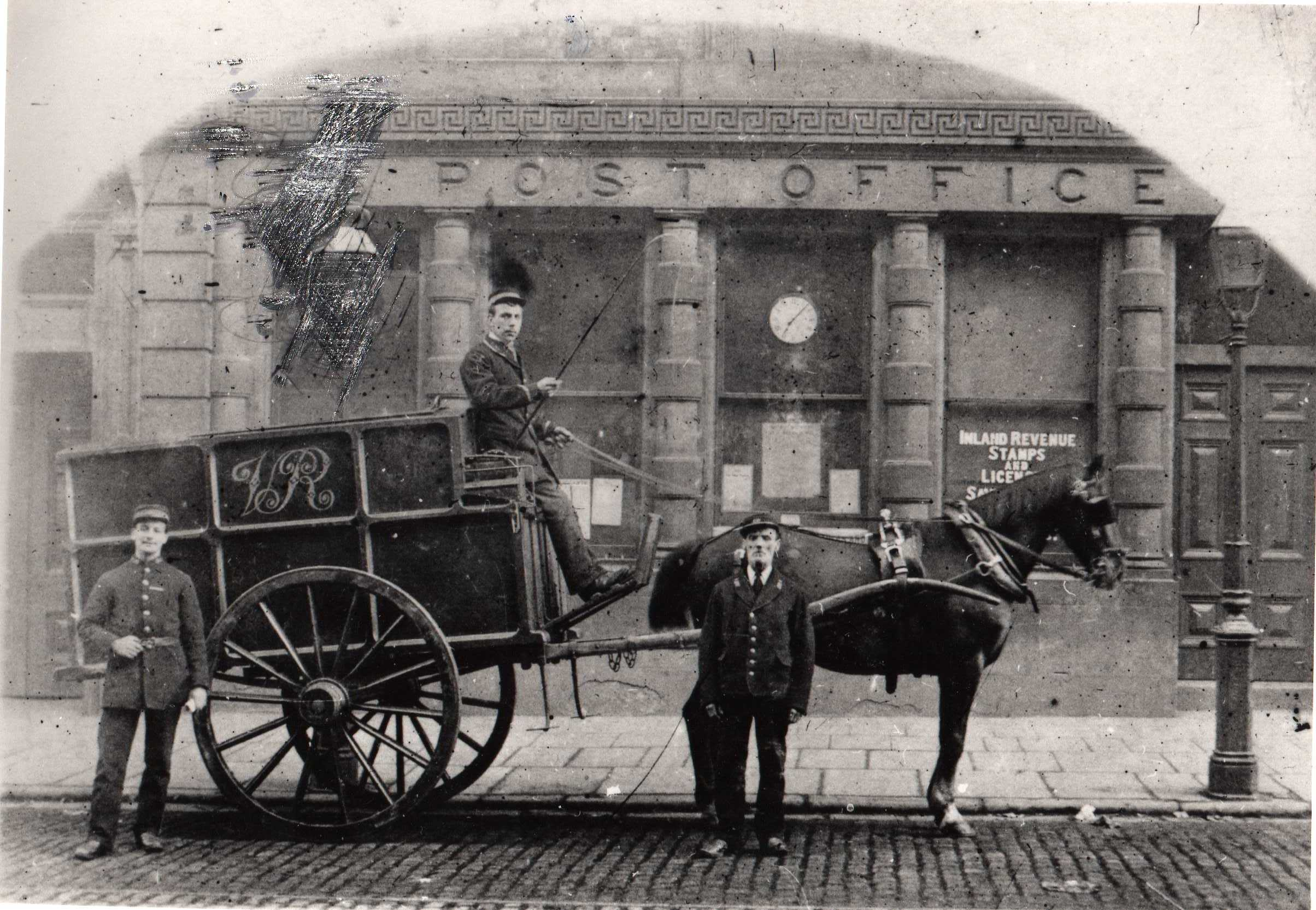 Fishergate Post Office circa 1890