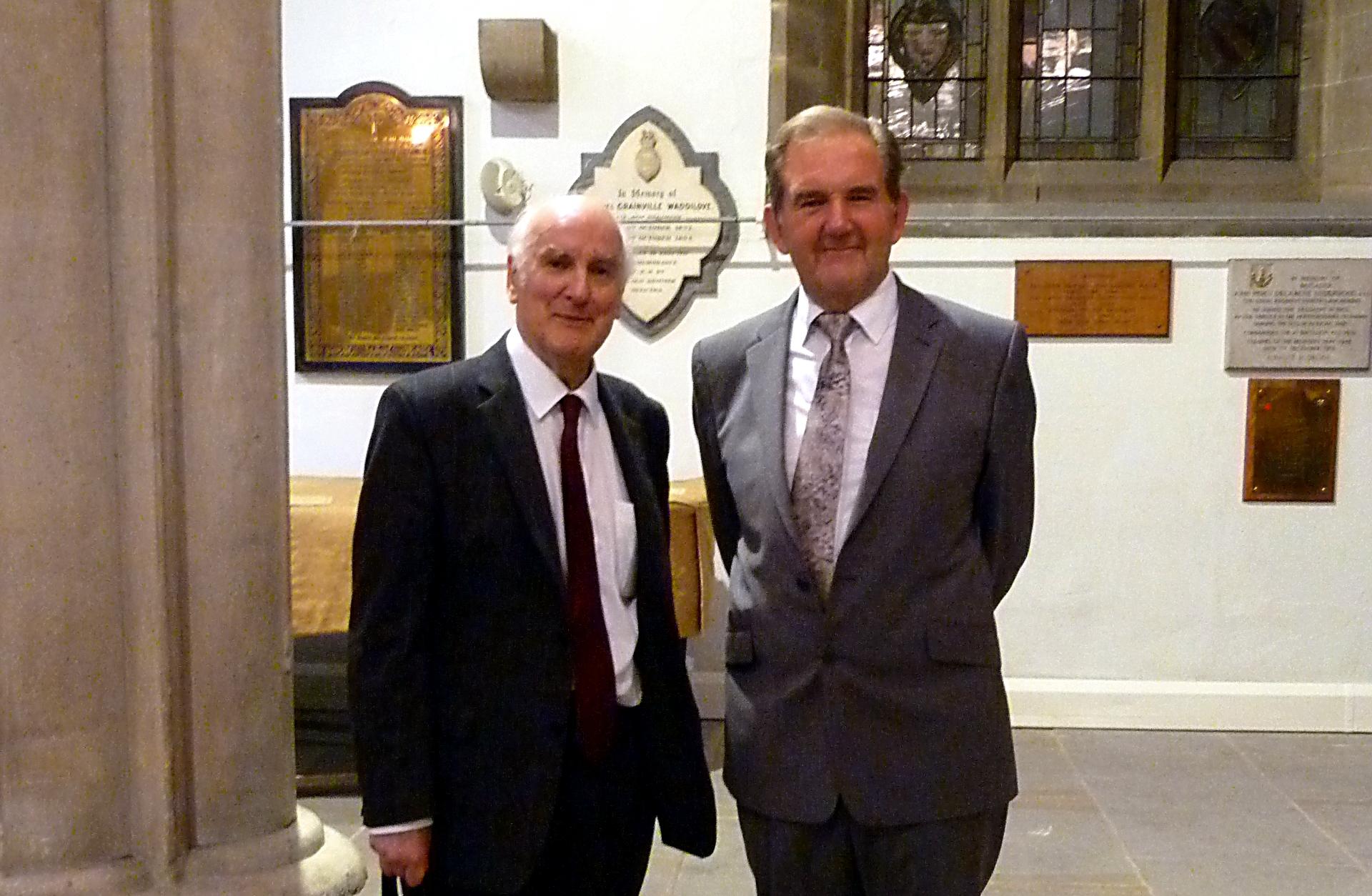 PHS Meeting Monday 7th October 2013 - Stephen Sartin & David Hindle