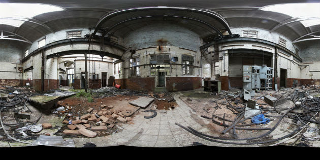 A look inside the former Whittingham Hospital
