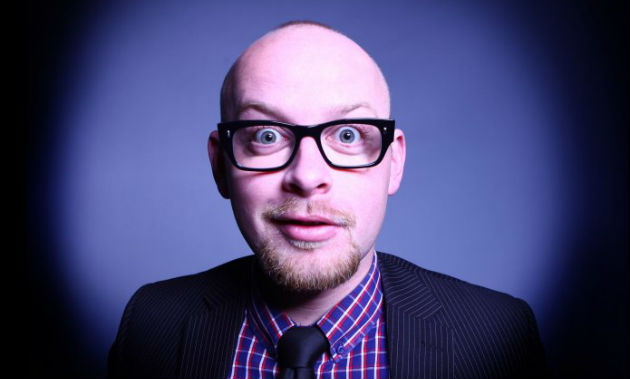 Dan Nightingale will headline an evening of comedy