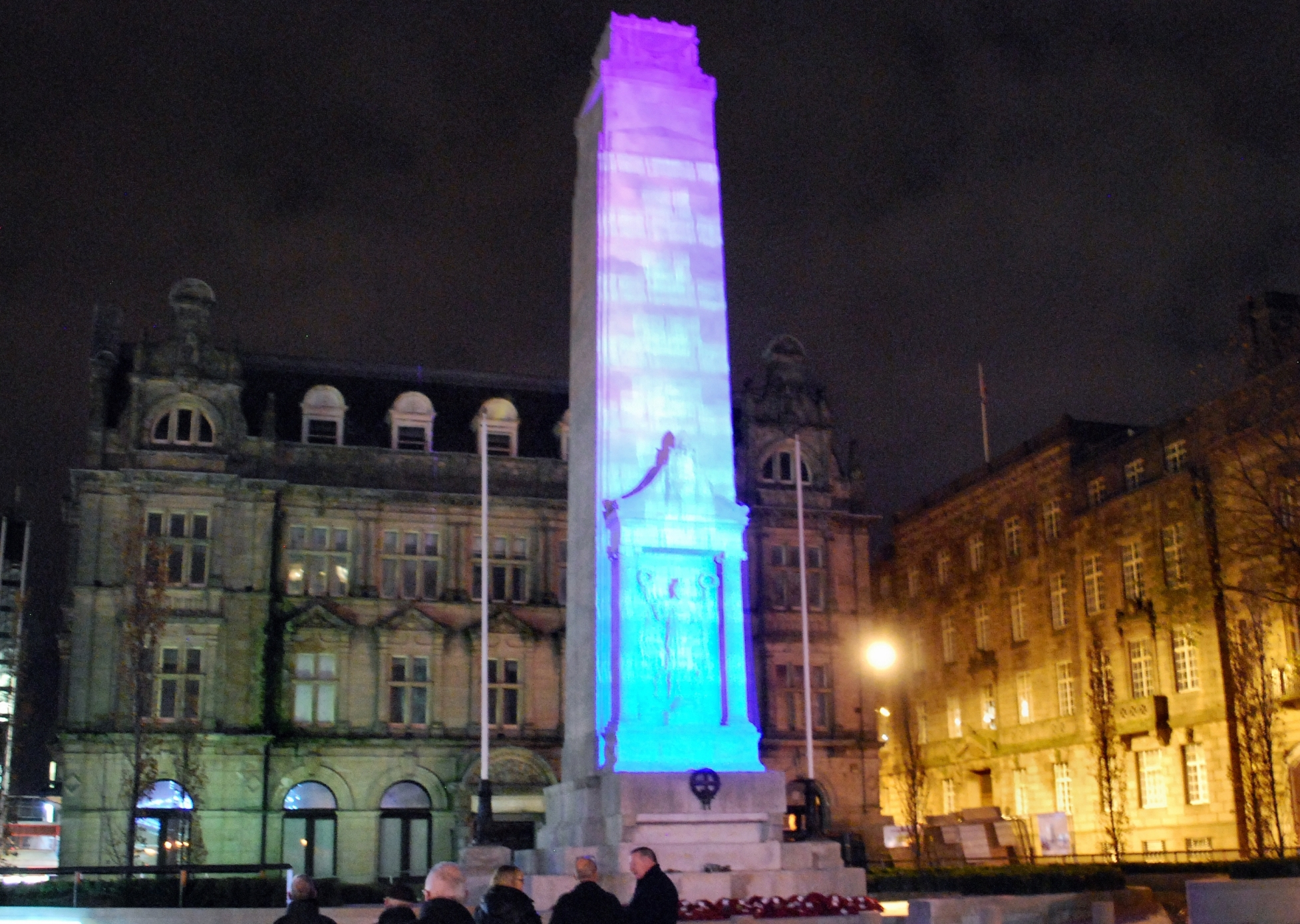 Header Preston Cenotaph Projections