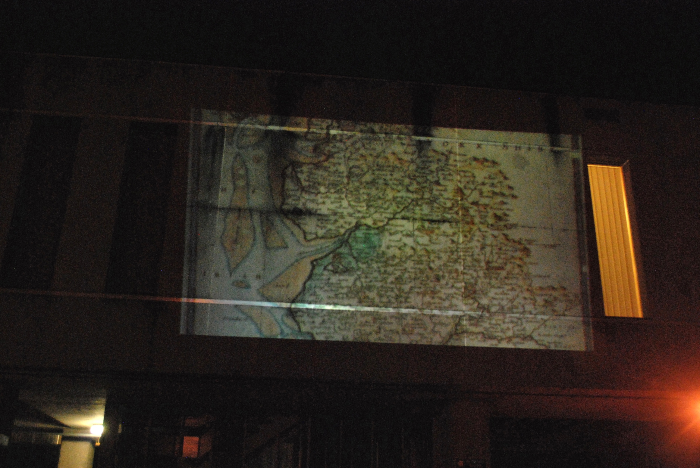 Wall Projection 5