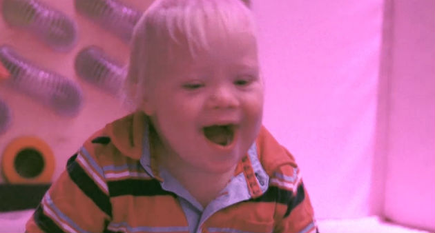 The Space Centre provides a safe place for children with disabilities to play and relax
