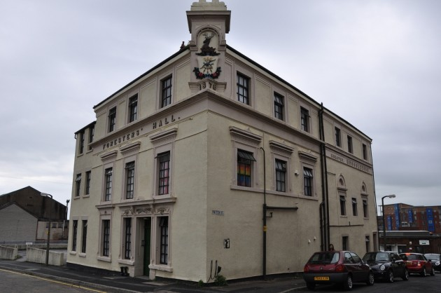 Foresters Hall, The One Time Flamingo Club