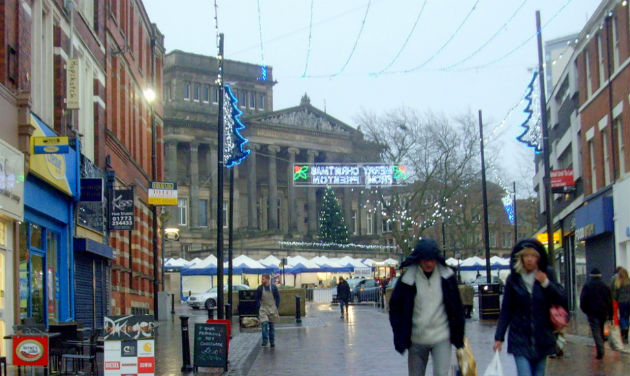 The top end of Friargate could see Oakam Loans take up residence
