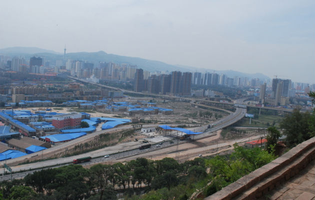 Xining by day