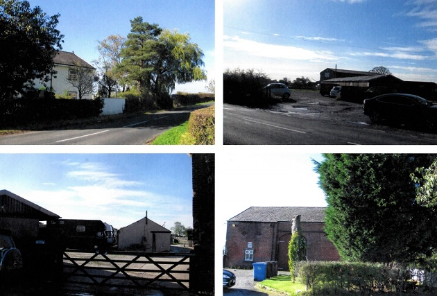 Maxy House Farm would be demolished under the plans