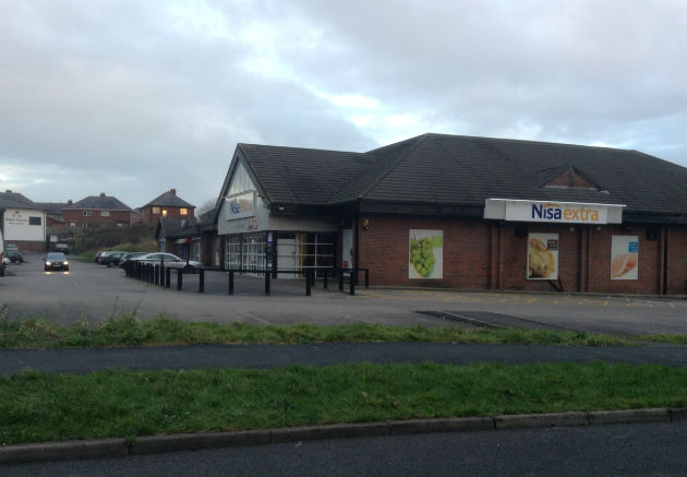 The Nisa Extra store