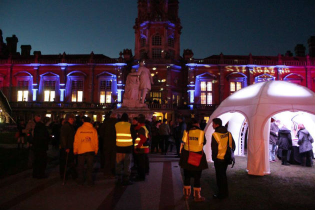 BBC Stargazing Live takes over Royal Holloway