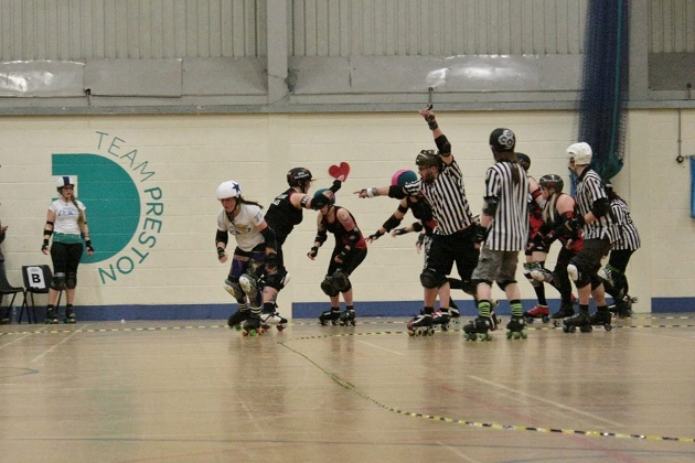 1Preston Roller Girls