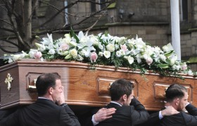 Sir Tom Finney Funeral - 12