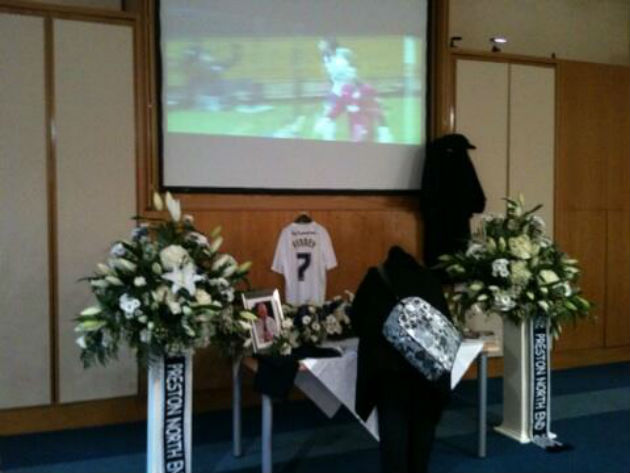 The Book of Condolence at the Town Hall