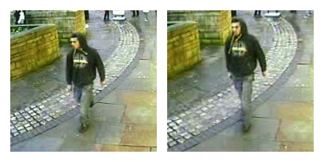 Police want to speak to this man seen walking away from the incident