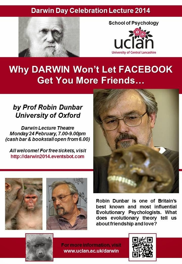 darwin day poster 2014