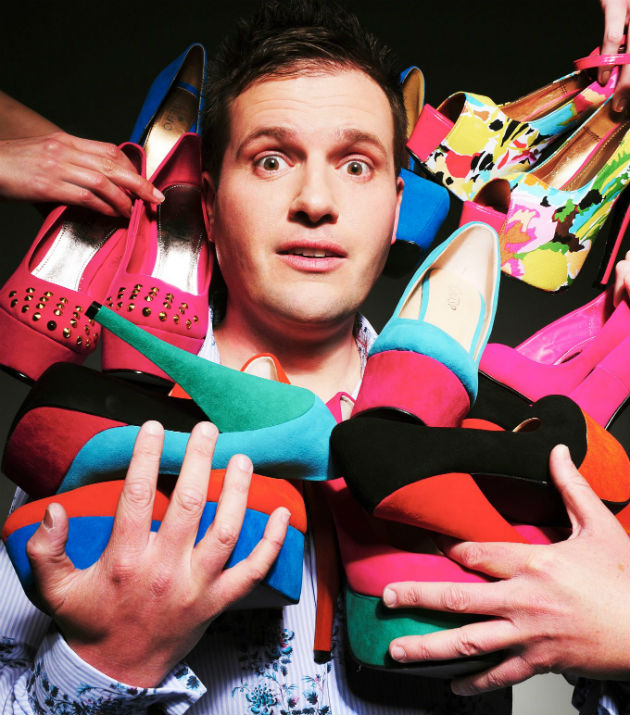 Shoes may feature in Shanyaski's performance