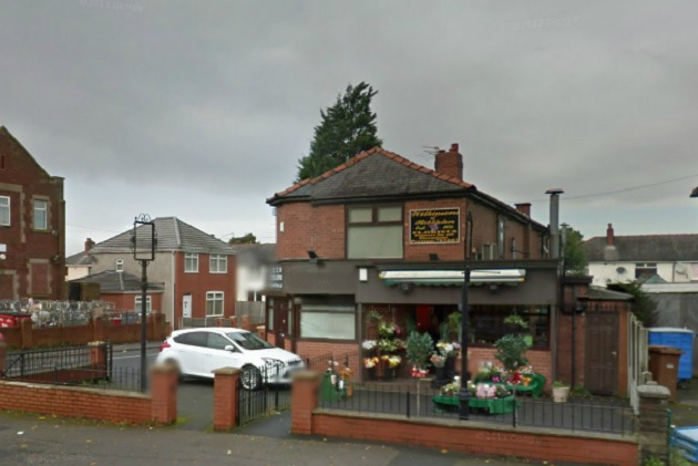 What was the Wilkinsons Florists on Floyd Road/Ribbleton Avenue