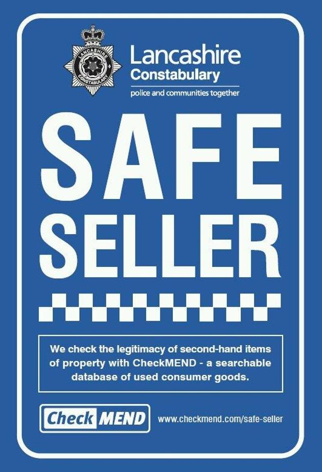 safe seller