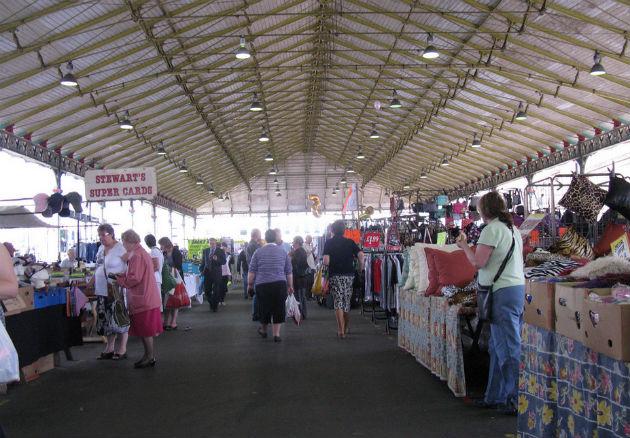 Preston's covered Victorian markets