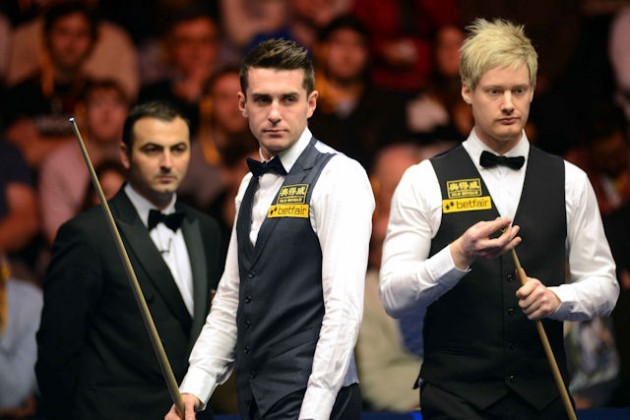 Snooker used to be a mainstay of the Guild Hall's offering