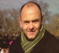 Robert Wilson has not been seen since Monday morning