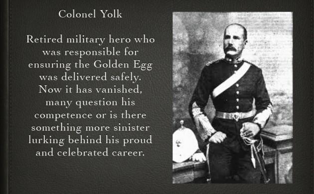 Colonel Yolk