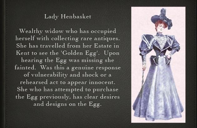 Lady Henbasket