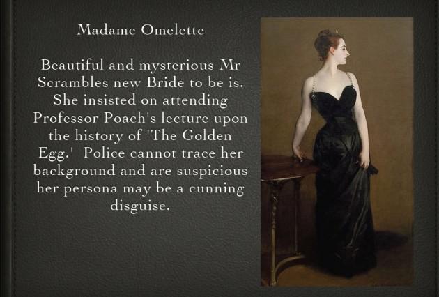 Madame Omlette
