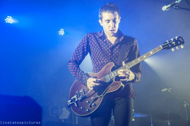 Miles Kane performed at 53 Degrees in April