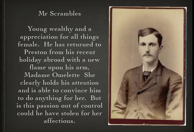 Mr Scrambles