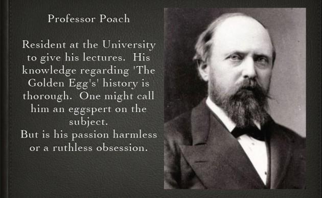 Professor Poach